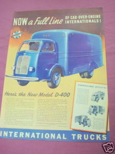 International Harvester D-400
