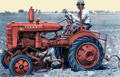 International Harvester Farmall Model
