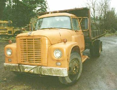 International Harvester Loadstar 1600