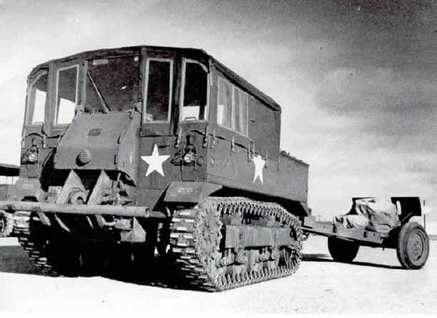 International Harvester M-5 Artillery Prime Mover