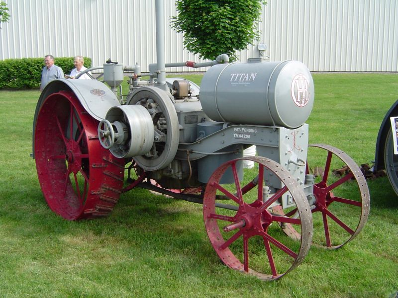 International Harvester Mogul Type A