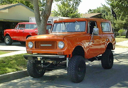 International Harvester Scout 4X4