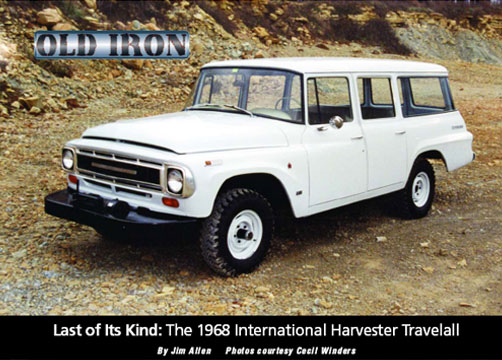 International Harvester Travall