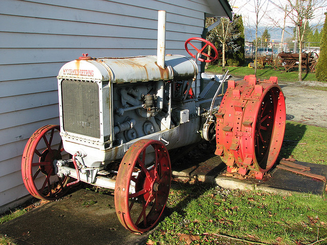 International Harvester BC-180