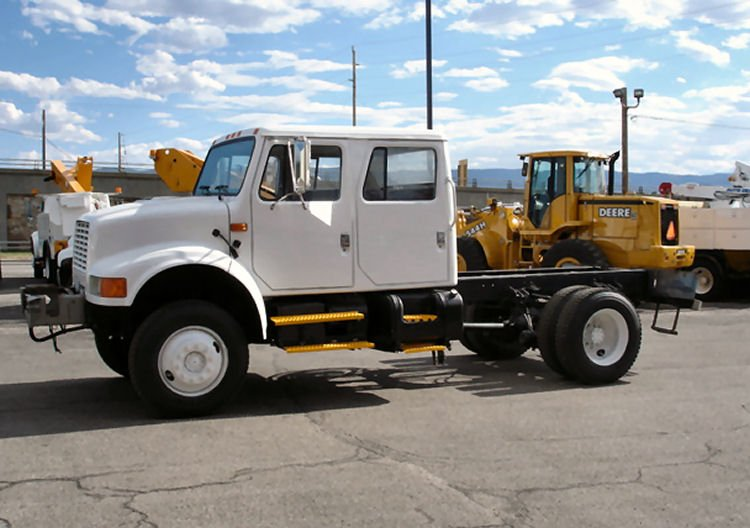 1991 Ford F250 >> International 4800 - specs, photos, videos and more on ...