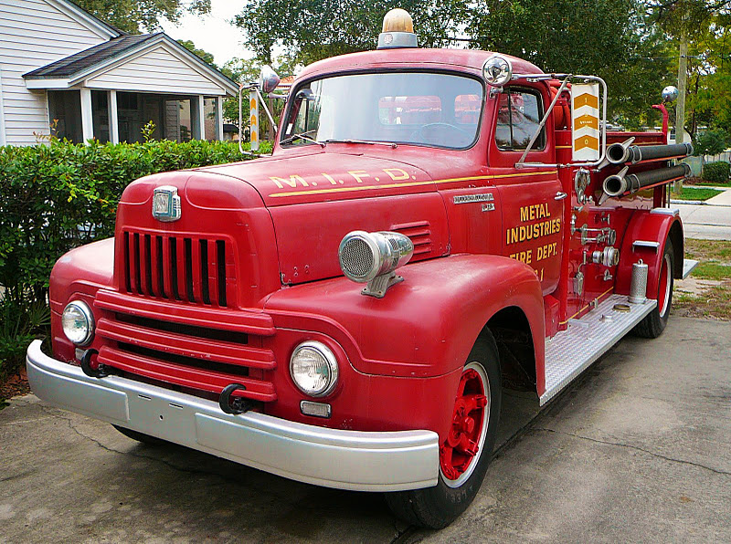 International Fire Engine