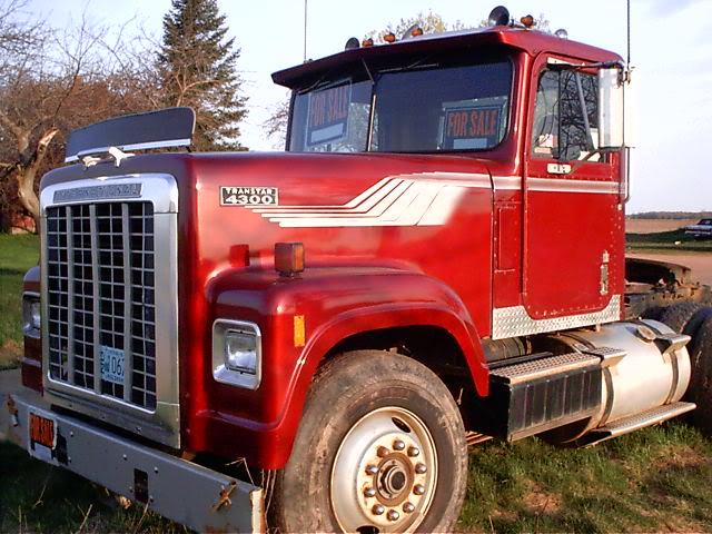 International Transtar CO4000