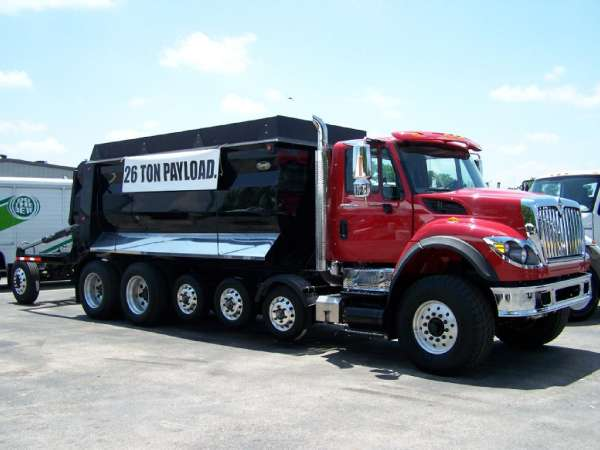 International Workstar 7600 Dump