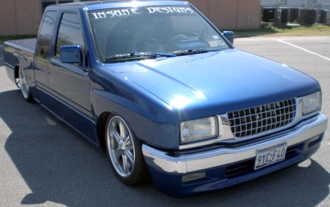 Isuzu Custom