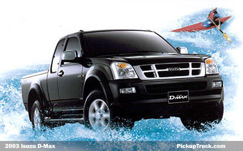 Isuzu D-Max Rodeo, Photo #2