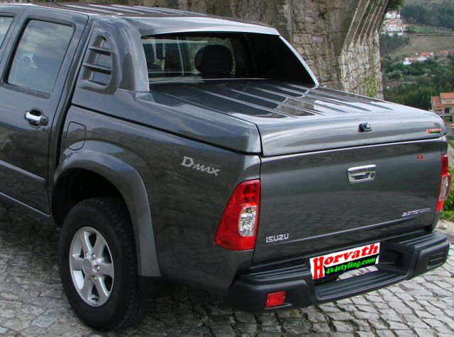 Isuzu D-Max Rodeo, Photo #3