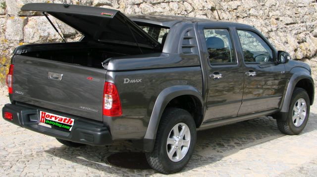 Isuzu D-Max Rodeo, Photo #4
