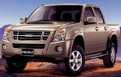 Isuzu D-Max Rodeo, Photo #5