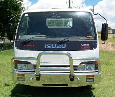 Isuzu NPR Turbo