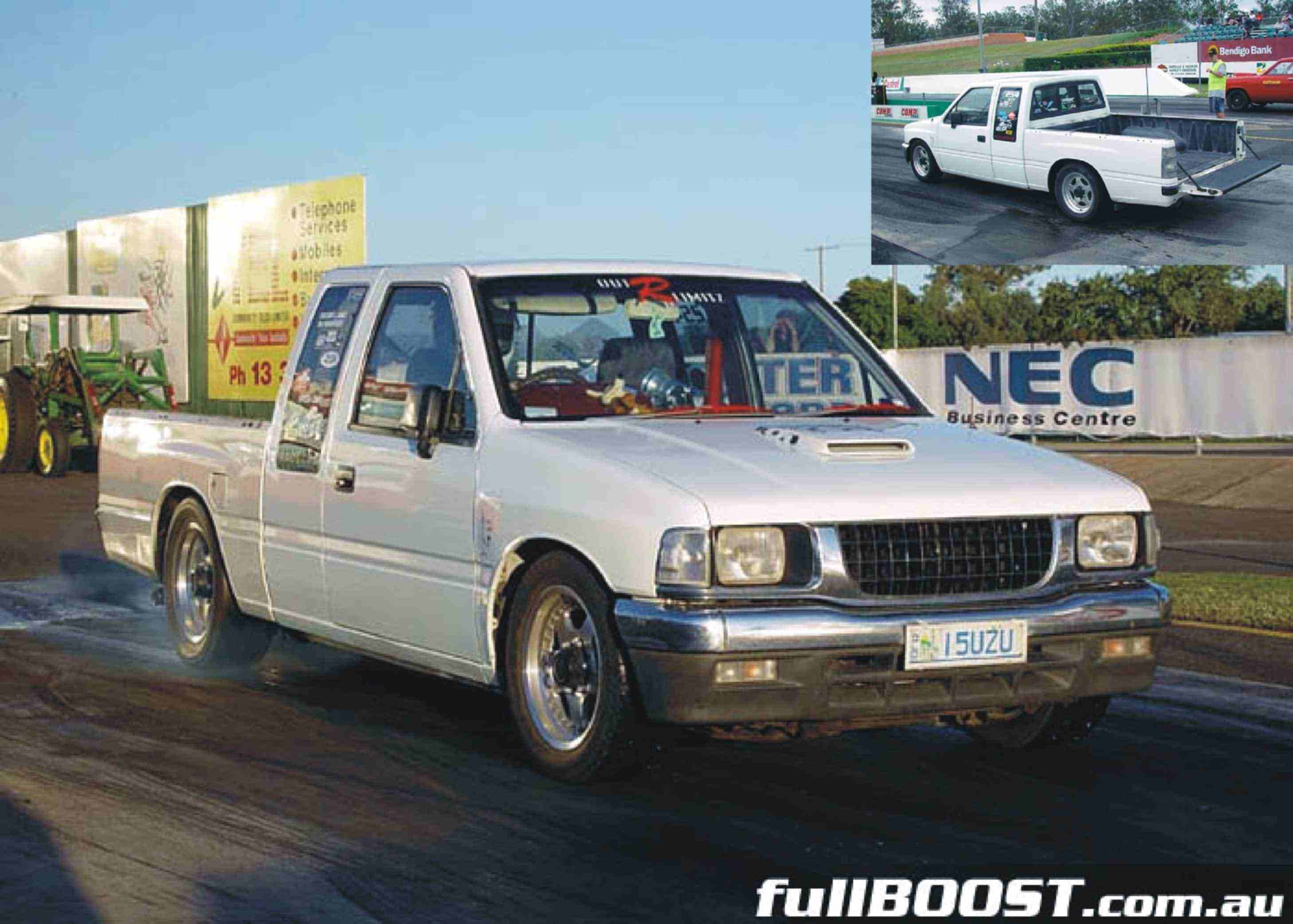 Isuzu Spacecab LS