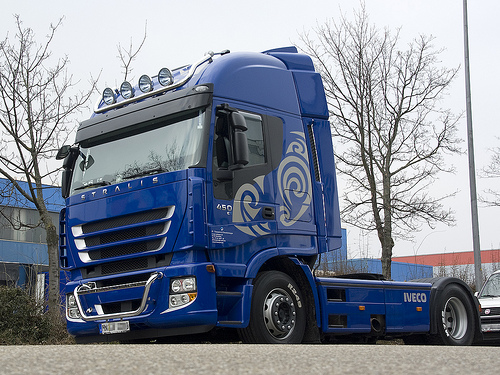 Iveco Stralis AS 450
