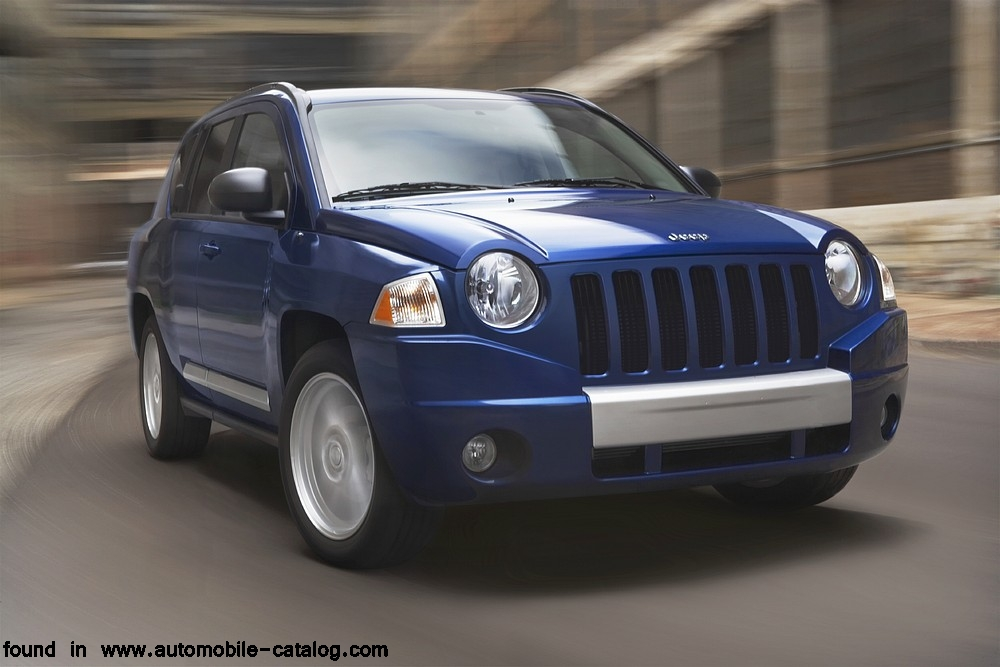 Jeep Compass 24 Sport