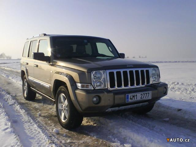 Jeep Commander CRD Limited
