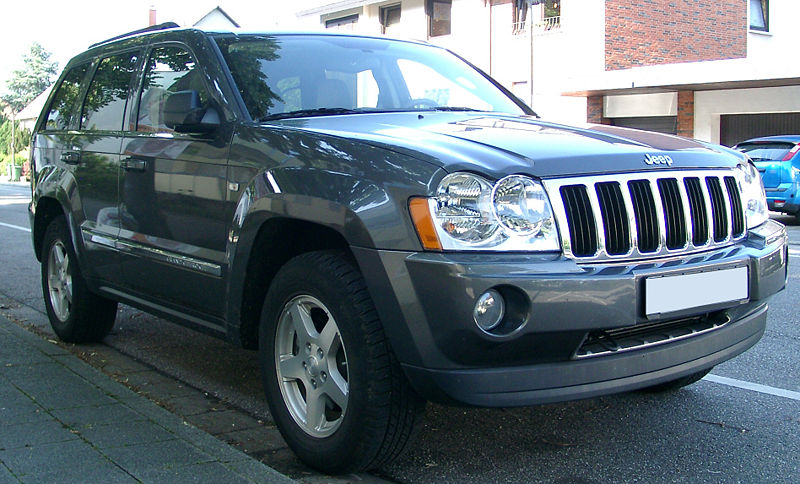 Jeep Grand Cherokee Laredo 40 Turbo