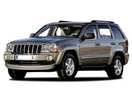 Jeep Grand Cherokee Ltd CRD