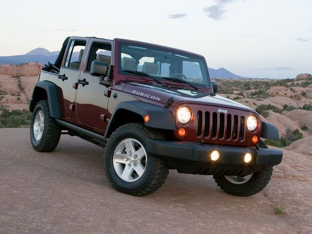 Jeep Wrangler Unlimited 40L