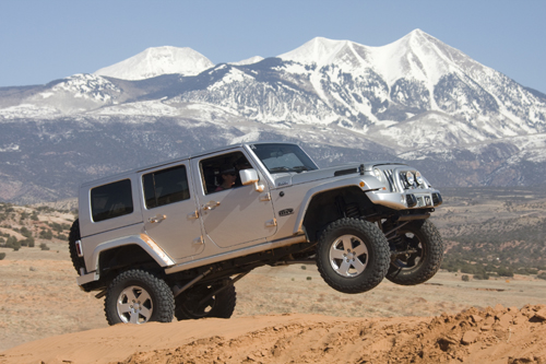 Jeep Wrangler X Unlimited