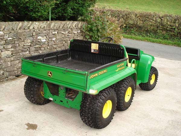 john deere gator 6x4 specs photos videos and more on. Black Bedroom Furniture Sets. Home Design Ideas
