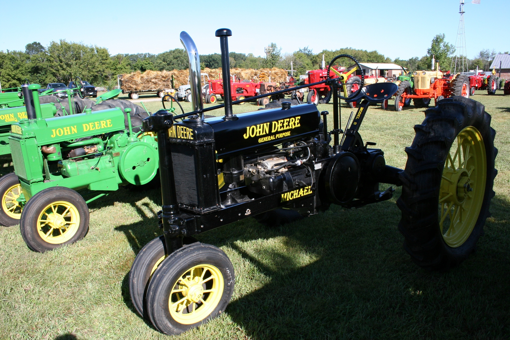 John Deere General Purpose