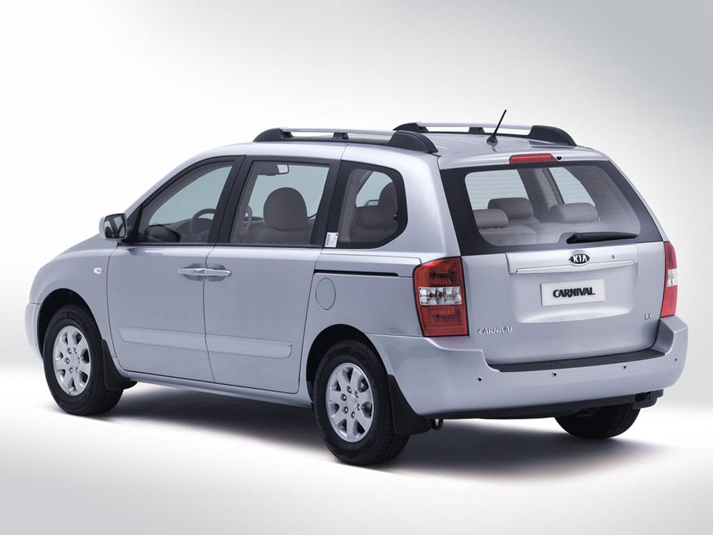 Subaru Seat Covers >> TopWorldAuto >> Photos of Kia Carnival - photo galleries