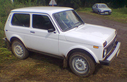 Lada Niva, Photo #2