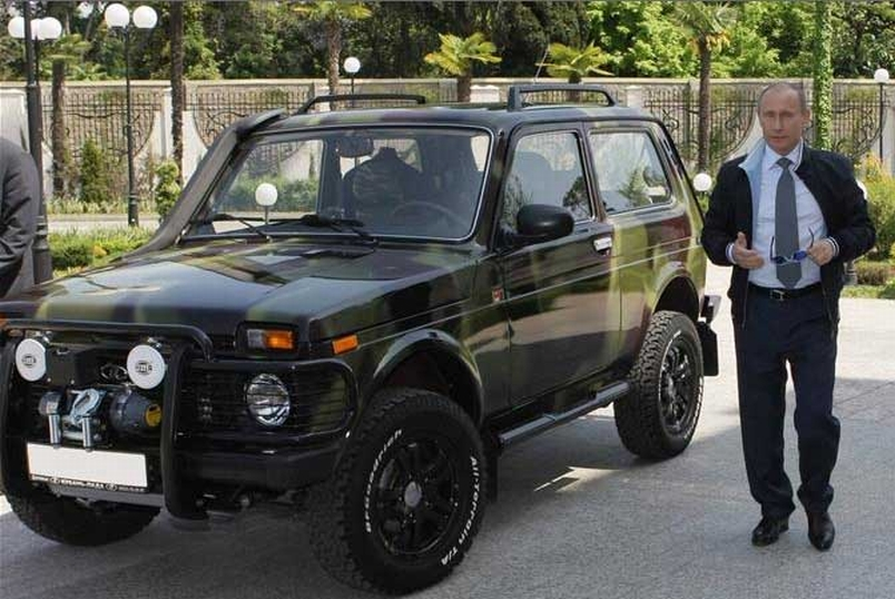 Lada Niva, Photo #3