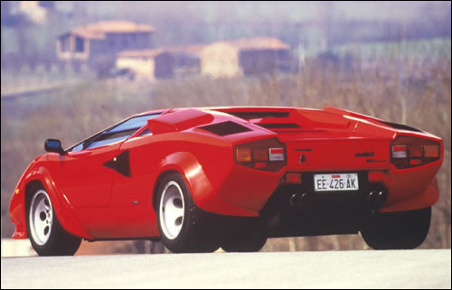 Lamborghini Countach Lp 5000 Qv Specs Photos Videos And More On
