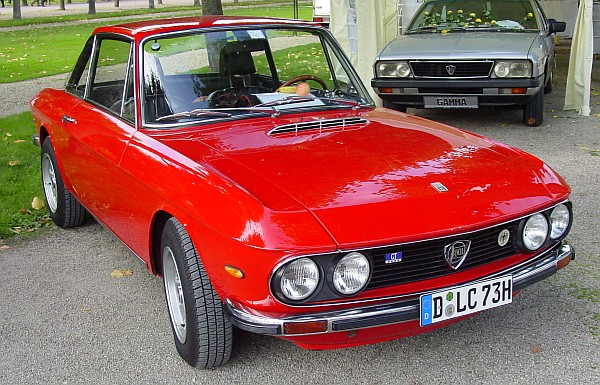 Lancia Fulvia Sport 13S 2nd Series
