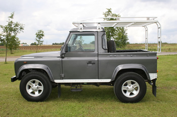 Land Rover Defender 90 Pick Up