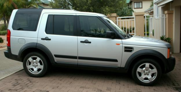 Land Rover Discovery 3 TDV6 SE