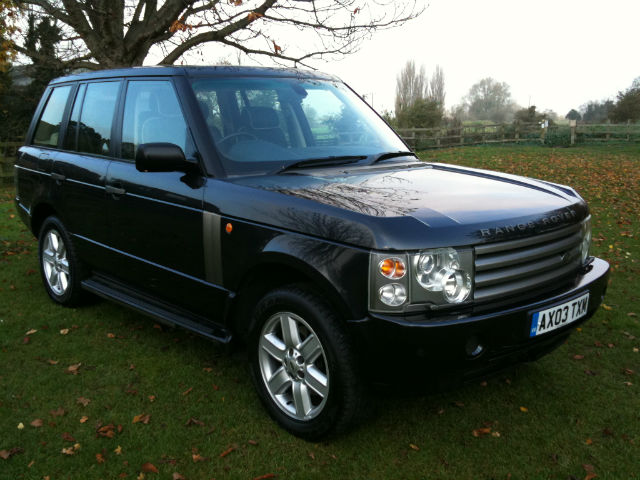 Land Rover Discovery 39L V8