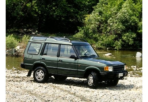Land Rover Discovery TDi