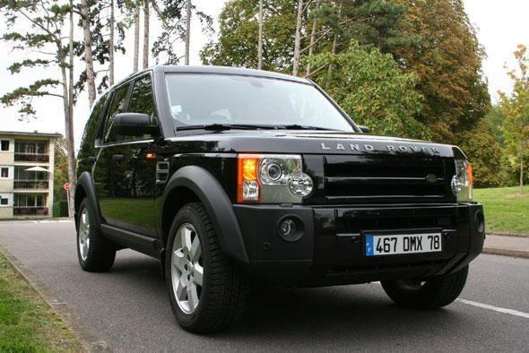 Land Rover Discovery TDV6 HSE