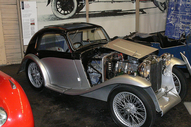 mg pa airline coupe specs      topworldauto