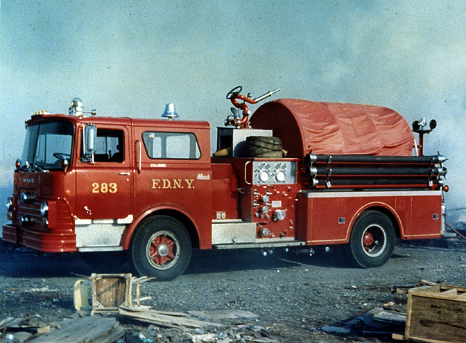 Mack Pumper