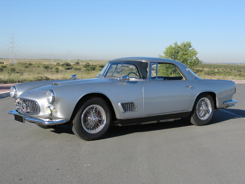 Maserati 3500 GT Coup Touring