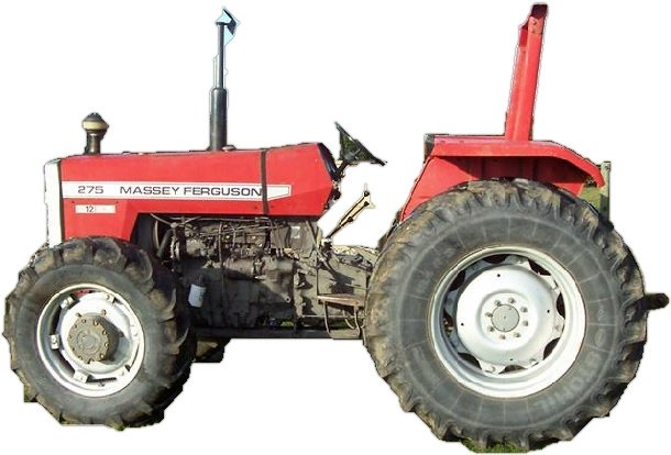 Massey Ferguson 275 Advanced