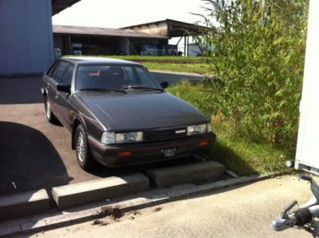 Mazda 626 20 I GT coupe