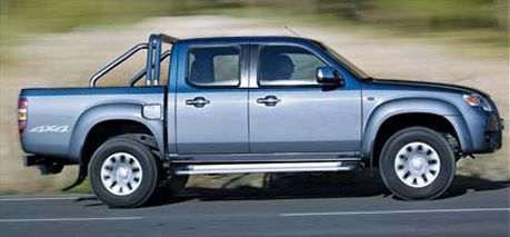 mazda bt 50 pick up specs photos videos and more on topworldauto. Black Bedroom Furniture Sets. Home Design Ideas