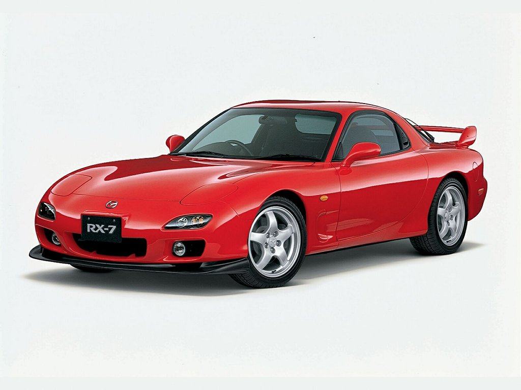 Mazda RX7 RS