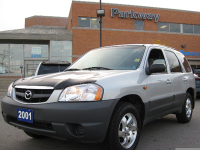 Mazda Tribute 20 DX