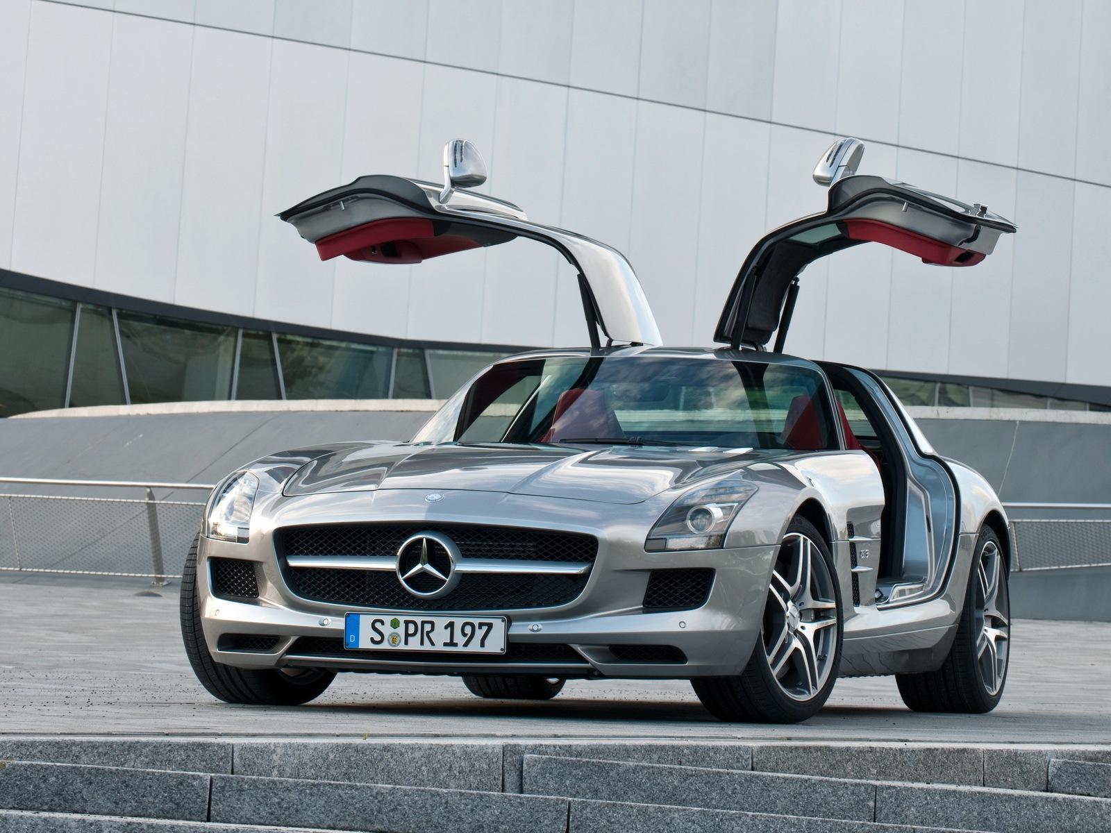 TopWorldAuto s of Mercedes Benz SLS 63 AMG photo galleries