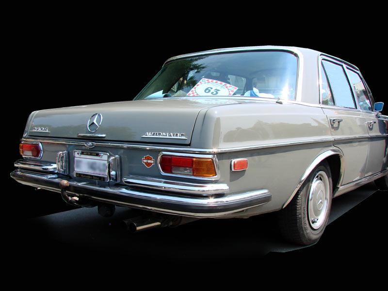 Mercedes benz 280 s specs photos videos and more on topworldauto