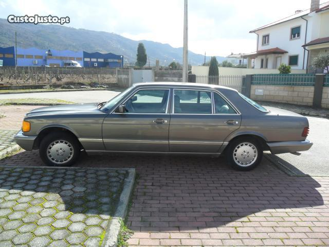 Mercedes-Benz 300 SDL