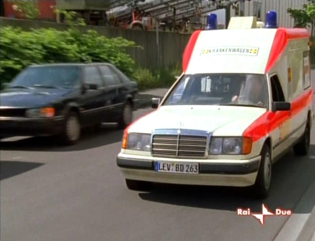 Mercedes-Benz Ambulance